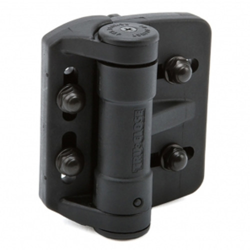 TruClose Mini-Multi Adjustable Gate Hinge from D&D Technologies