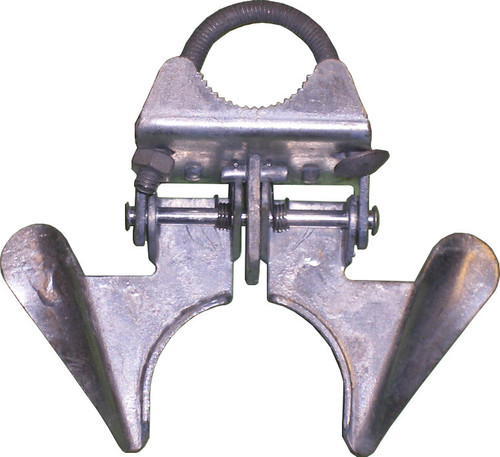 Chain Link Butterfly Latch - Self Closing Gate Latch