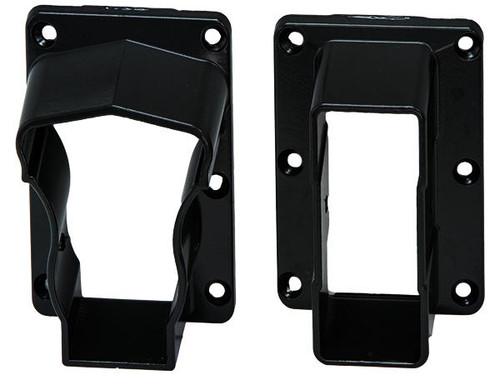 Key-Link Lancaster Aluminum Railing Stair Mount Brackets