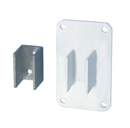 Bufftech Wall Mounting Brackets with and without Plates