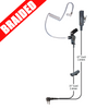 Director 2-Wire Surveillance Kit with Braided Cable