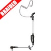 Star Single-Wire Earpiece with Braided Cable