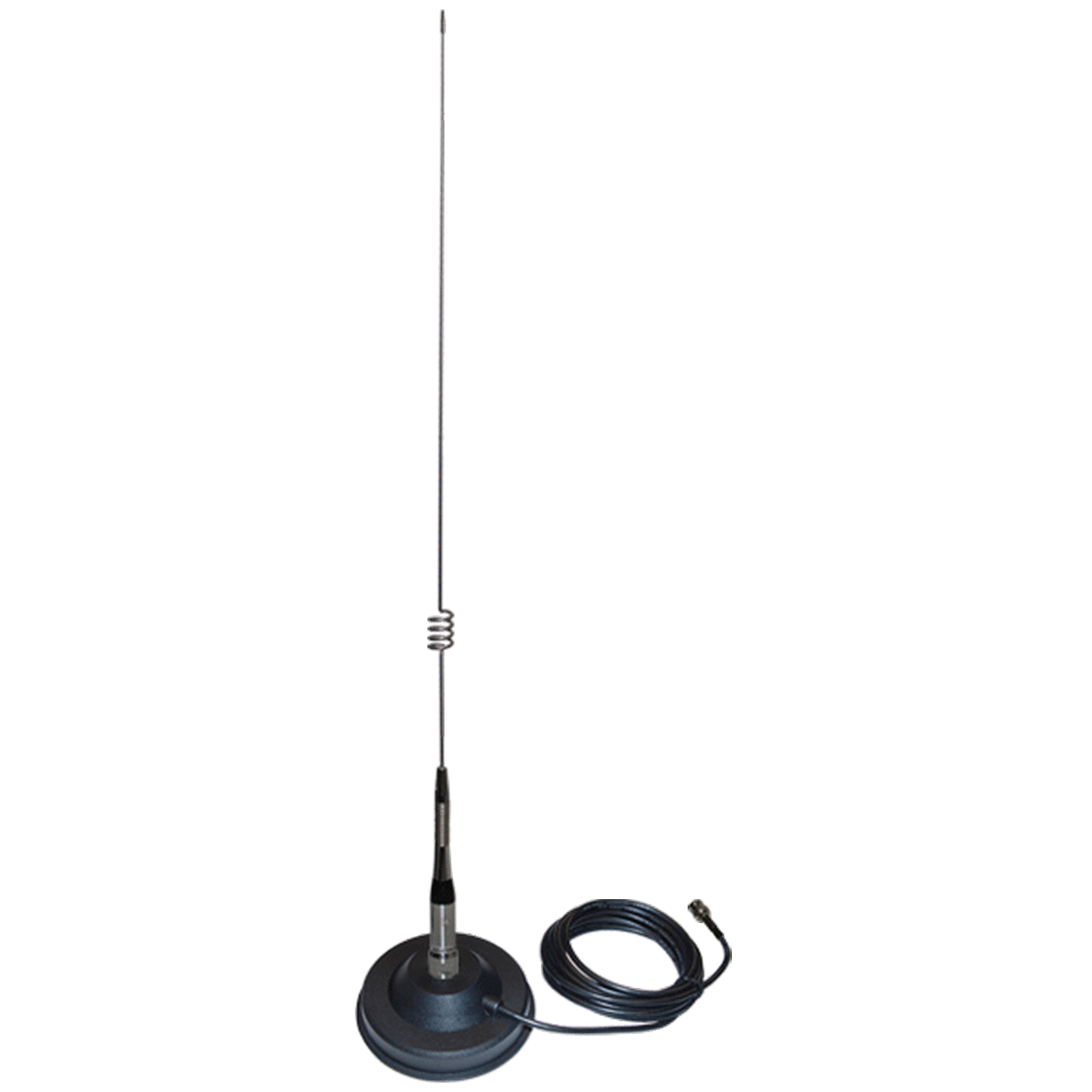 Magnetic Mount Antenna with Cable for Digital Mobile VHF Radio