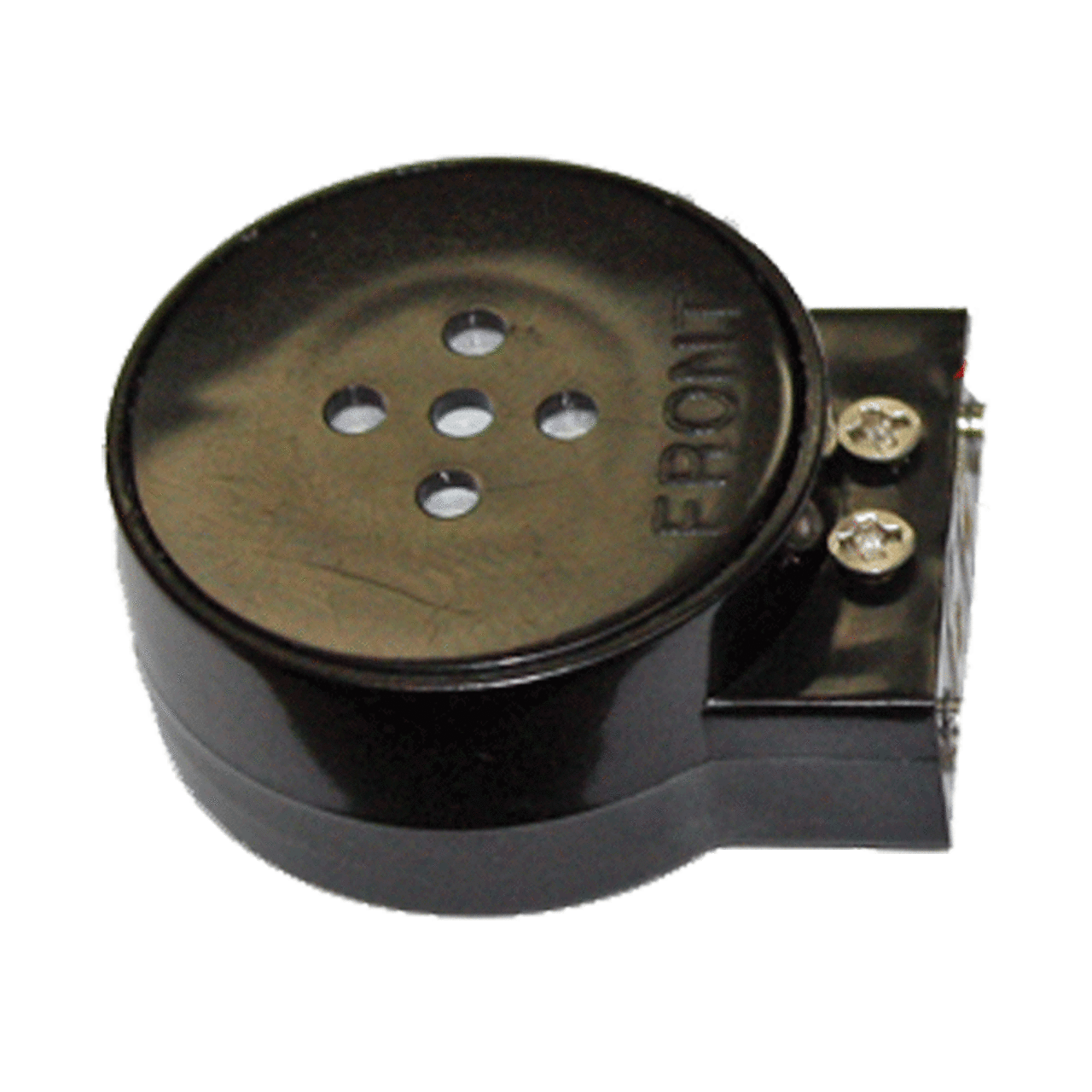 Microphone for High-Noise Environments