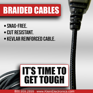 BodyGuard Split-Wire Kit with Braided Cable