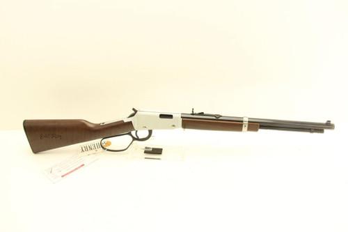 Henry Lever Action Carbine Evil Roy Silver NEW .22LR