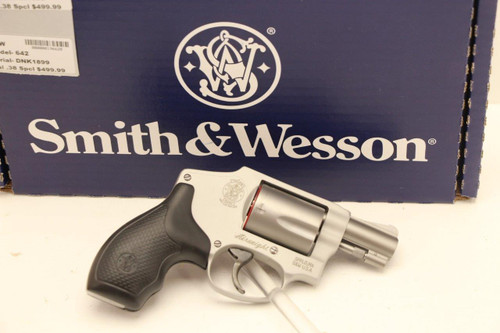 Smith & Wesson 642 Airweight .38Spcl