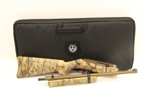 Ruger 10/22 Takedown .22LR Talo Edition Camo NEW