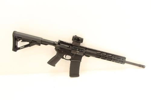 Ruger AR-556 Magpul 5.56/.223 NEW 859-50324 W/ Sig Romeo 1 Red Dot