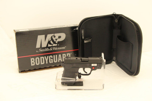 Smith & Wesson M&P Bodyguard .380acp W/ Crimson Trace Laser SKU 10048