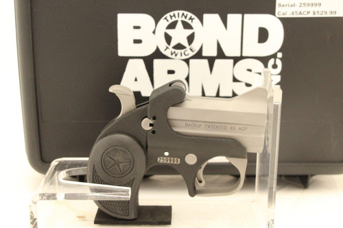 Bond Arms Backup .45ACP NEW