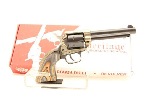 "Heritage Rough Rider .22LR NEW 4 3/4"" Camo Laminate RR22CH4"