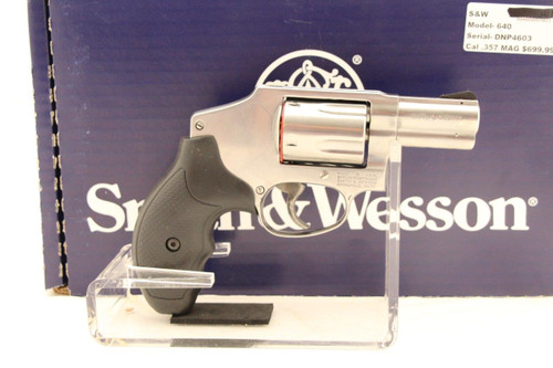 Smith & Wesson Model 640 .357 MAG NEW