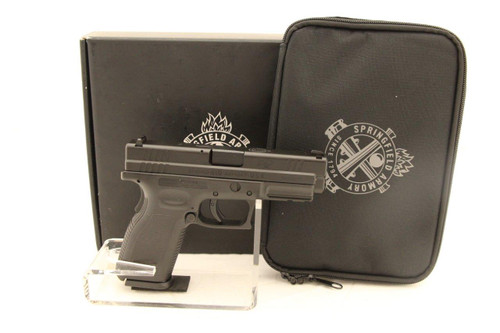 """Springfield XD 9MM 4"""" 2-10rd Mags NEW"""