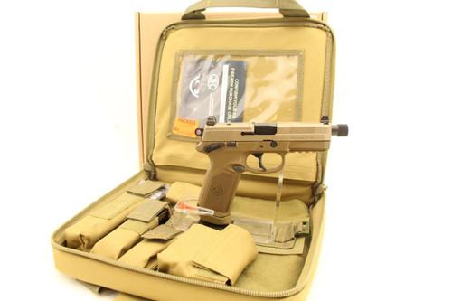 FN FNX-45 Tactical .45ACP FDE Finish NEW