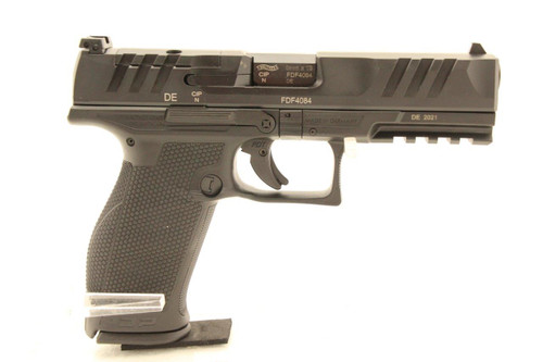 """Walther PDP Full Size 4.5"""" Barrel NEW"""