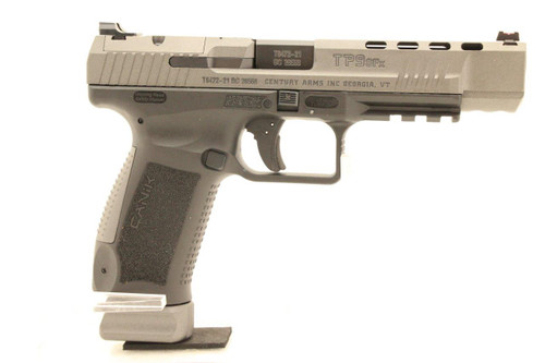 Canik TP9SFX 9MM Tungsten Finish NEW