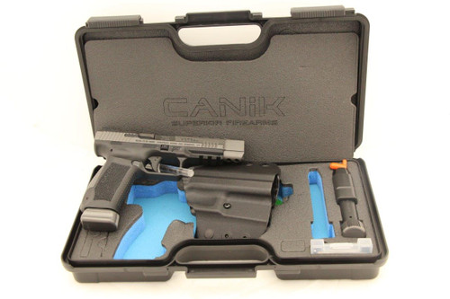 Canik TP9SFX 9MM Tungsten Finish NEW HG3774G-N