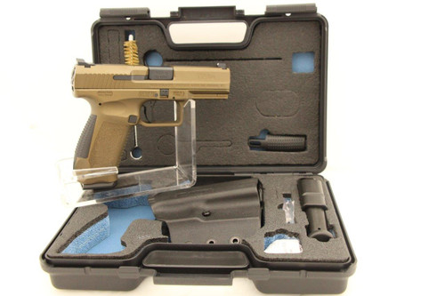 Canik TP9DA Double Action 9MM NEW