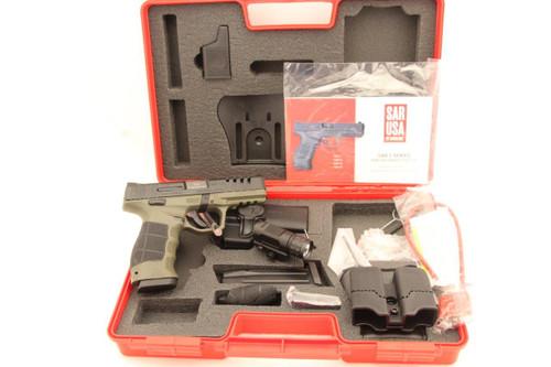 SAR Arms SAR9X  New kit/light