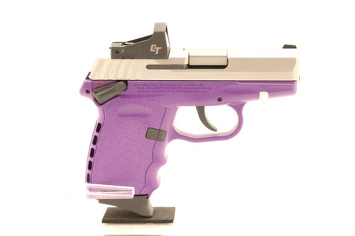 SCCY CPX-1 9MM Purple W/RMR NEW