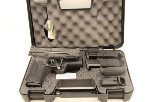 """Smith & Wesson M&P 2.0 4.25"""" Carry & Range Kit 9MM NEW"""
