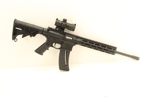 Smith & Wesson M&P 15-22 Rifle .22LR W/ CT Red Dot NEW
