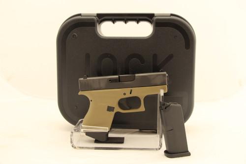 Glock 43 9MM FDE Frame TALO EDITION NEW