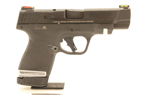 """Smith & Wesson M&P Shield Plus Performance Center 4"""" USED JLF2188"""