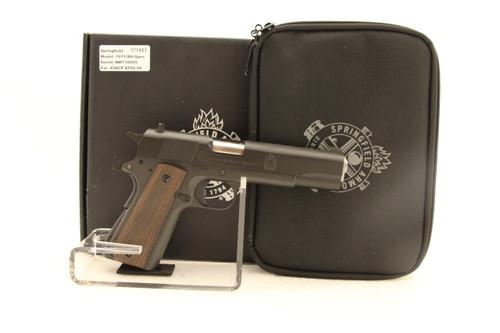 Springfield Armory 1911 Mil-Spec Parkerized