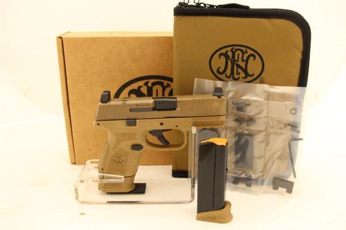 FN 509C MRD FDE (Optics Ready) 9MM NEW