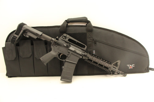 Palmetto State Armory PA-15 Pistol 5.56/.223 NEW Quad Rail/ Removable Carry Handle