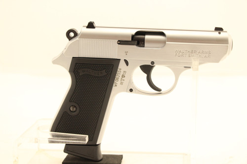 Walther PPK/S Nickel .22LR NEW