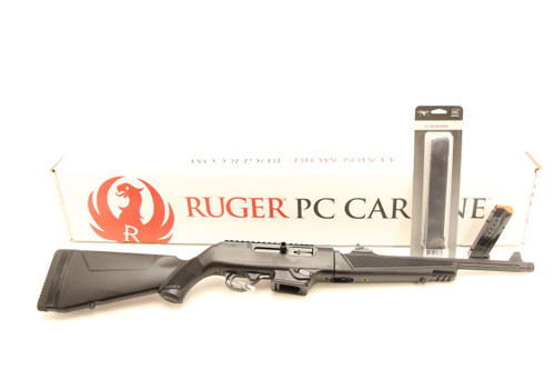 Ruger PC Carbine Rifle 9MM NEW