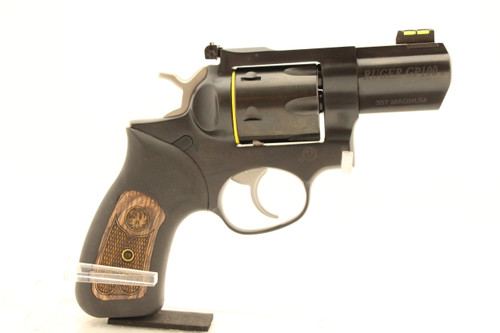 """Ruger GP100 .357 Magnum 3"""" Talo Edition NEW"""