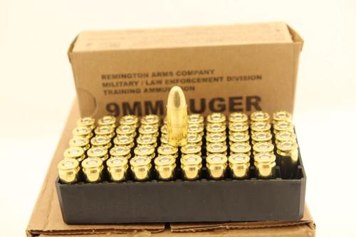 Remington 9MM 500rds