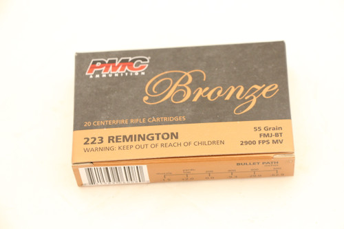 PMC Bronze 223 55gr