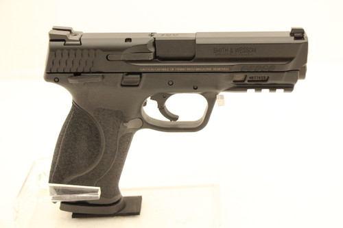 """Smith & Wesson M&P 2.0 9MM 4.25"""" W/ Thumb Safety"""