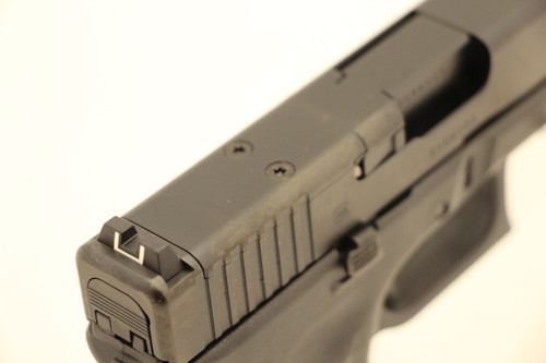 Glock 19 Gen 5 MOS Optics Ready 9MM NEW