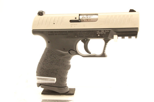 Walther CCP M2 Silver .380ACP NEW