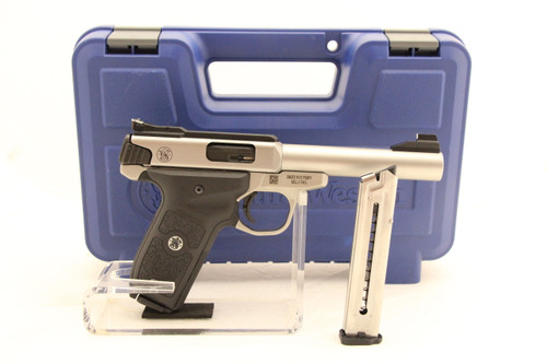 """Smith & Wesson Victory Target 5 1/2"""" .22LR"""