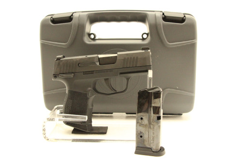 Sig Sauer P365 W/ Manual Safety NEW