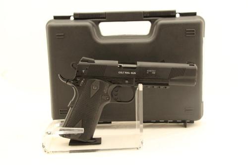 Walther Colt 1911 Rail Gun .22LR NEW