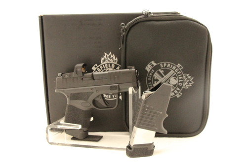Springfield Hellcat OSP 9MM W/ WASP Red Dot