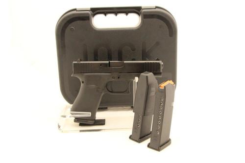 Glock Model 48 9MM NEW W/ 2-10rd & 1-15rd Shield Magazine