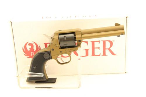Ruger Wrangler .22LR Burnt Bronze Cerakote NEW
