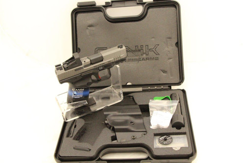 Canik TP9 Elite Sub Compact W/ Shield RMR 9MM NEW