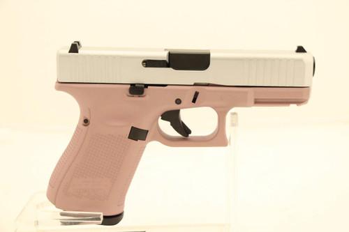 Glock 19 Gen 5 9MM Pink/Silver NEW