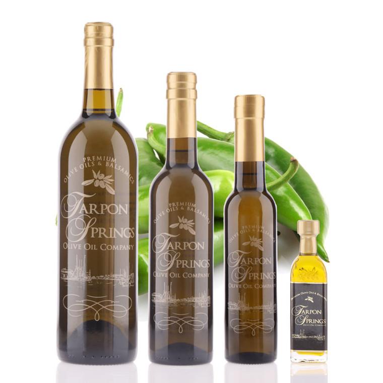 Baklouti Green Chili Olive Oil