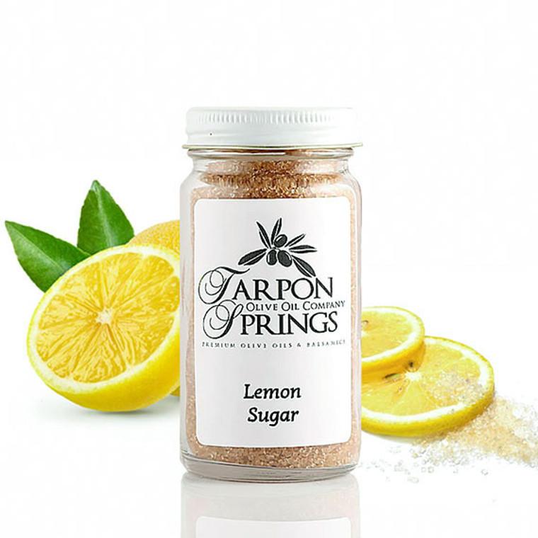 4oz bottle of Lemon sugar crystals